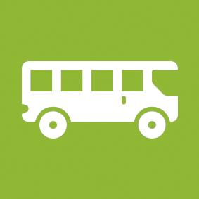 Optimale Erreichbarkeit mit dem O-Bus