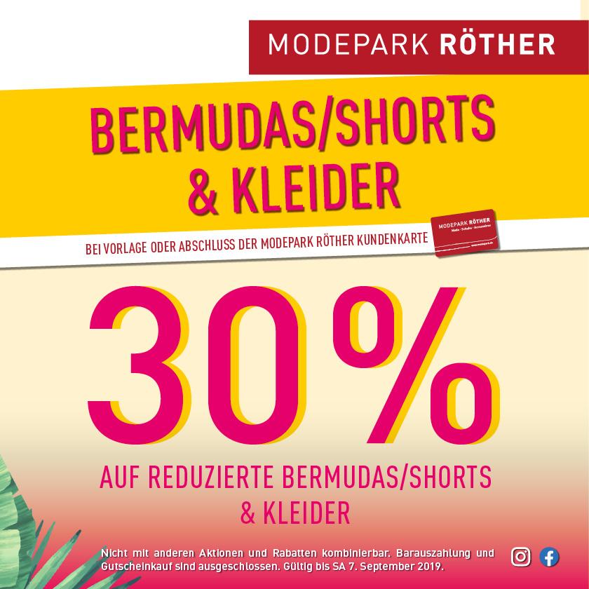 Modepark Rother Aktion Zib Shopping Erlebnis