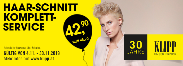 Klipp: November-Aktion