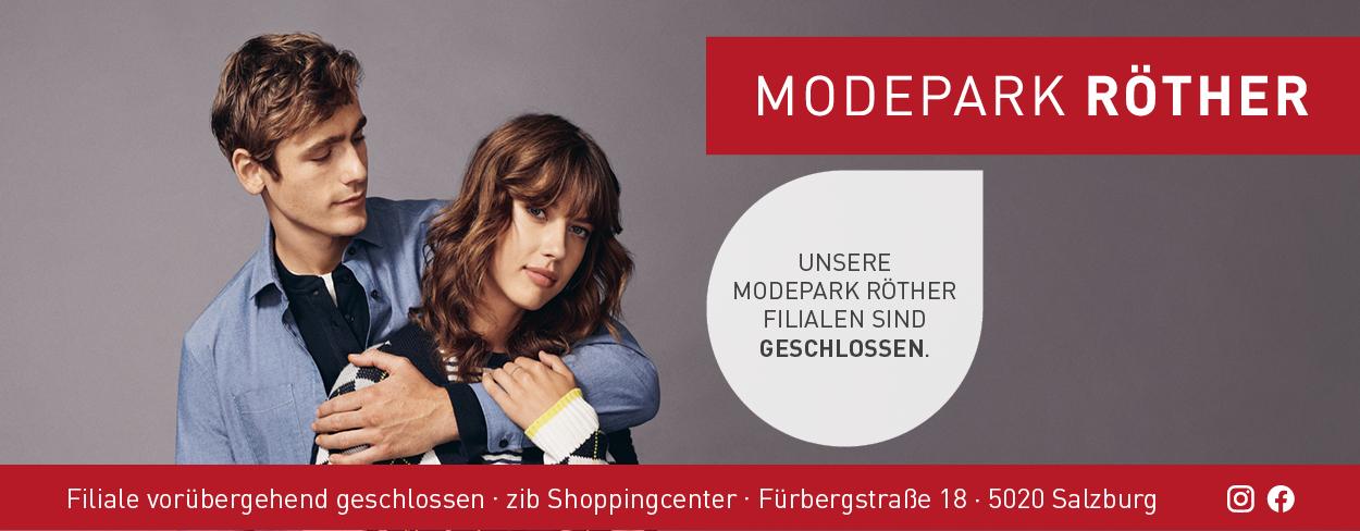 Modepark Röther: Bald wieder für euch da